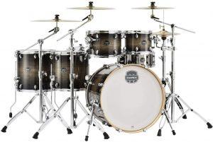 6 piece drum set