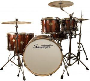 brown drums