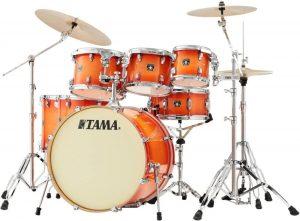 7 piece drum set