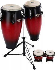conga bongos set