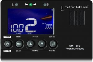digital metronome and tuner