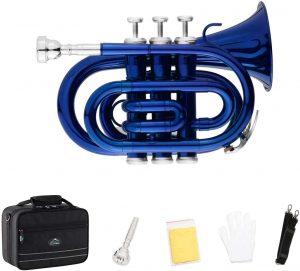 best pocket trumpet beginner