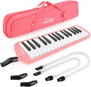 pink melodica