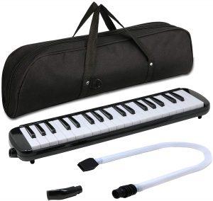 black melodica