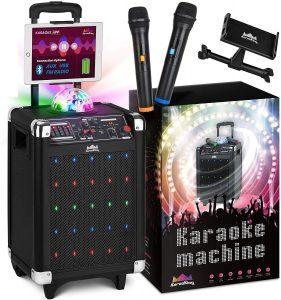 best cheap karaokes